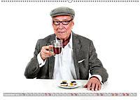 Schönheit im Alter - Auf den Geschmack gekommen (Wandkalender 2019 DIN A2 quer) - Produktdetailbild 12