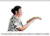 Schönheit im Alter - Auf den Geschmack gekommen (Wandkalender 2019 DIN A3 quer) - Produktdetailbild 3