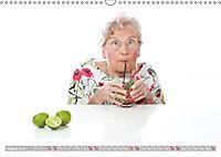Schönheit im Alter - Auf den Geschmack gekommen (Wandkalender 2019 DIN A3 quer) - Produktdetailbild 8