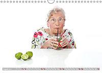 Schönheit im Alter - Auf den Geschmack gekommen (Wandkalender 2019 DIN A4 quer) - Produktdetailbild 8