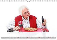 Schönheit im Alter - Auf den Geschmack gekommen (Wandkalender 2019 DIN A4 quer) - Produktdetailbild 7