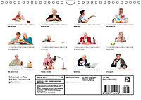 Schönheit im Alter - Auf den Geschmack gekommen (Wandkalender 2019 DIN A4 quer) - Produktdetailbild 13