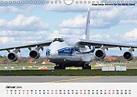 Schönheiten der Luftfahrt 2019 (Wandkalender 2019 DIN A4 quer) - Produktdetailbild 1