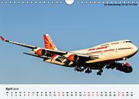 Schönheiten der Luftfahrt 2019 (Wandkalender 2019 DIN A4 quer) - Produktdetailbild 4