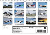 Schönheiten der Luftfahrt 2019 (Wandkalender 2019 DIN A4 quer) - Produktdetailbild 13