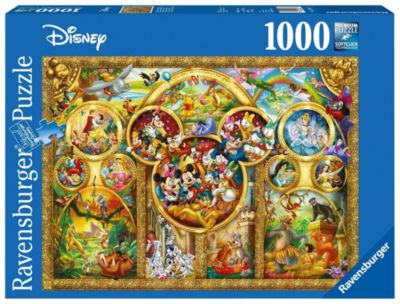 Schönsten Disney Themen, Die