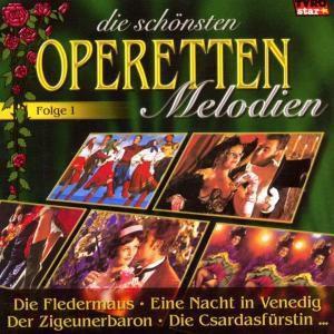 Schönsten Operetten - Melodien, Various