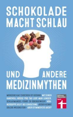 Schokolade macht schlau und andere Medizinmythen, Marleen Finoulst, Patrik Vankrunkelsven