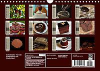 Schokolade. Von der Kakaobohne zur Köstlichkeit (Wandkalender 2019 DIN A4 quer) - Produktdetailbild 13
