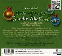Schon Wieder!? Weihnachten Bei Familie Thalbach(2) - Produktdetailbild 1
