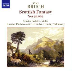 Schottische Fantasie & Serenade, Maxim Fedotov, Dmitry Yablonsky