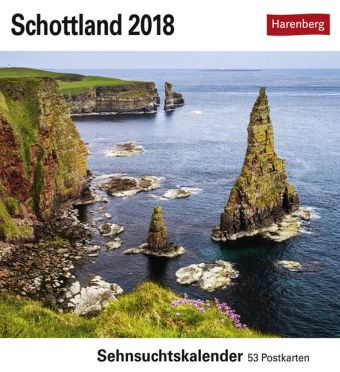 Schottland 2018, Gabi Reichert