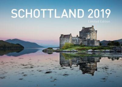 Schottland Exklusivkalender 2019
