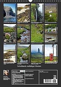 Schottlands vielfältiger Westen (Wandkalender 2019 DIN A3 hoch) - Produktdetailbild 13