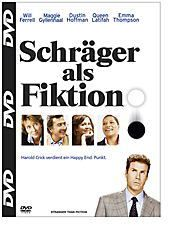 Schräger als Fiktion - Stranger than Fiction