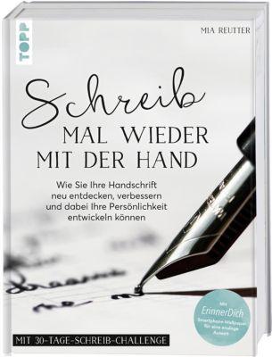 Schreib mal wieder mit der Hand, Mia Reutter