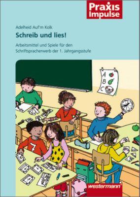 Schreib und lies!, Adelheid Auf'm Kolk