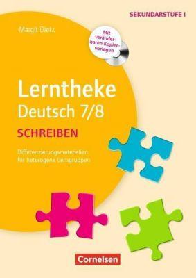 Schreiben: 7/8 (2. Auflage), Margit Dietz