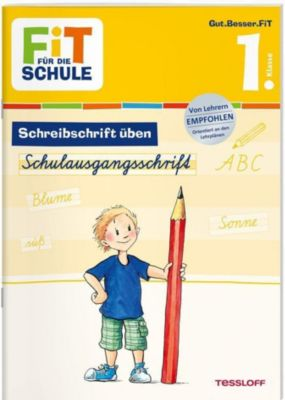 Schreibschrift üben. Schulausgangsschrift 1. Klasse - Sabine Schwertführer pdf epub