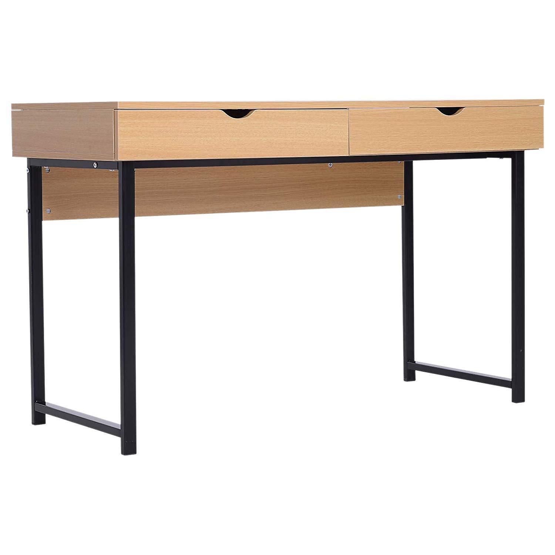 Schreibtisch Mit 2 Schubladen Jetzt Bei Weltbildde Bestellen