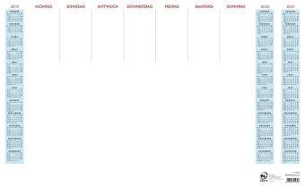 Schreibtischunterlage mit Kalender 2018-2020 (Nr.108-0000)