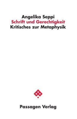 Schrift und Gerechtigkeit, Angelika Seppi
