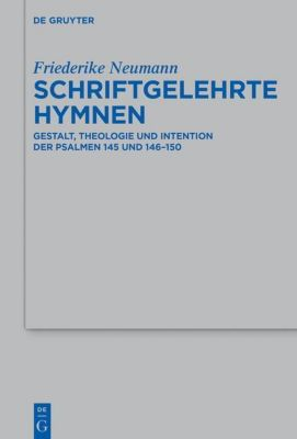 Schriftgelehrte Hymnen, Friederike Neumann