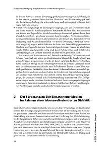 Schriftspracherwerb in schwierigen Lernsituationen - Produktdetailbild 6