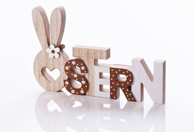 Schriftzug Ostern