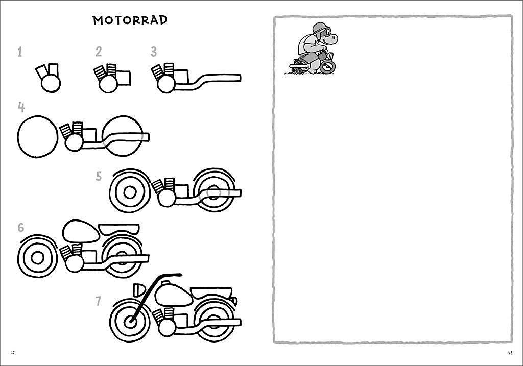 Schritt-Für-Schritt Fahrzeuge zeichnen Buch - Weltbild.ch
