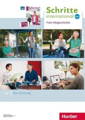 Schritte international Neu - Deutsch als Fremdsprache: .5+6 Foto-Hörgeschichte, Posterset