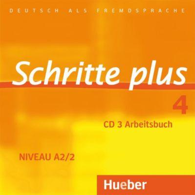 Schritte plus - Deutsch als Fremdsprache: Bd.4 1 Audio-CD zum Arbeitsbuch, Monika Reimann, Andreas Tomaszewski