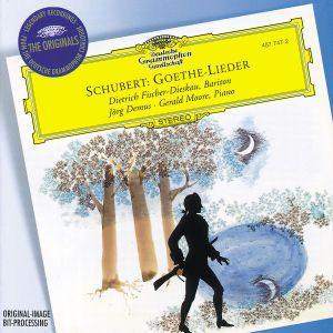 Schubert: Goethe Lieder, Dietrich Fischer-Dieskau, Demus, Moore