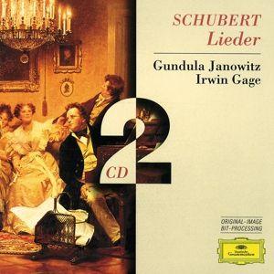 Schubert: Lieder, Gundula Janowitz, Irwin Gage