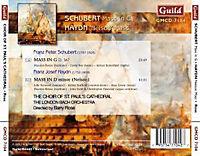 Schubert Messe In G/Haydn - Produktdetailbild 1