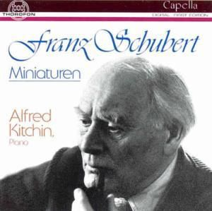 Schubert-Miniaturen, Alfred Kitchin