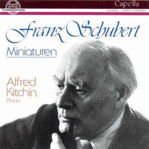 Schubert-Miniaturen, Alfred Kitchin