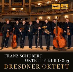 Schubert:Oktett F-Dur D 803, Dresdner Oktett