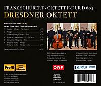 Schubert:Oktett F-Dur D 803 - Produktdetailbild 1