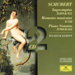 Schubert: Piano Sonata D 960 / Moments musicaux D 780, Wilhelm Kempff