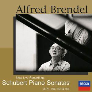 Schubert: Piano Sonatas Nos. 9, 18, 20, & 21, Alfred Brendel