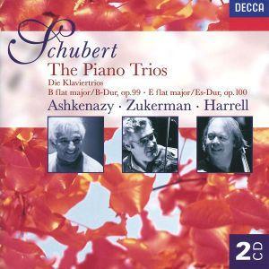 Schubert: Piano Trios Nos. 1 & 2, Ashkenazy, Zukerman, Harrell