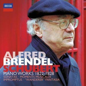 Schubert: Piano Works 1822-1828, Franz Schubert