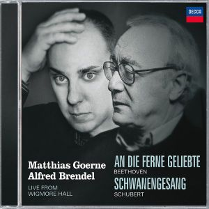 Schubert: Schwanengesang/Beethoven: An die Ferne Geliebte, Matthias Goerne, Alfred Brendel