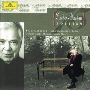 Schubert: Schwanengesang, Lieder, Dietrich Fischer-Dieskau, Gerald Moore