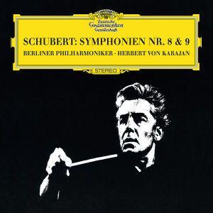 Schubert: Symphonies Nos.8 Unfinished & 9 The Great, Herbert von Karajan, Bp