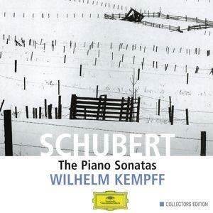 Schubert: The Piano Sonatas, Wilhelm Kempff