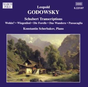 Schubert Transkriptionen, Konstantin Scherbakov