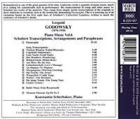 Schubert Transkriptionen - Produktdetailbild 1