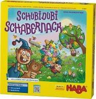 Schubidubi Schabernack (Kinderspiel), Hans Baumgartner, Kristin Mückel
